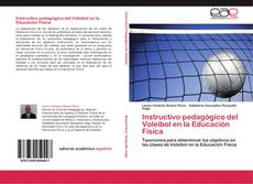Bookcover of Instructivo pedagógico del Voleibol en la Educación Física