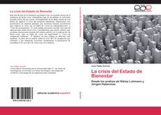 Portada del libro de La crisis del Estado de Bienestar
