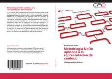Bookcover of Metodología NeOn aplicada a la representación del contexto