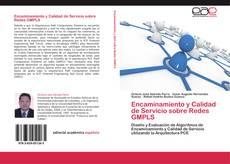 Portada del libro de Encaminamiento y Calidad de Servicio sobre Redes GMPLS