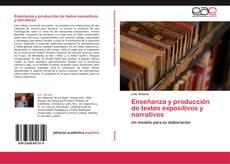 Borítókép a  Enseñanza y  producción de textos expositivos y narrativos - hoz
