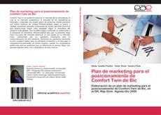 Bookcover of Plan de marketing para el posicionamiento de Comfort Twin de Bic