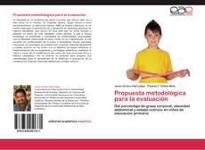Bookcover of Propuesta metodológica para la evaluación