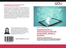 Portada del libro de Capitalización y desincorporación de propiedad, planta y equipos
