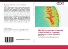 Обложка Bacterias de interés en la salud pública regional