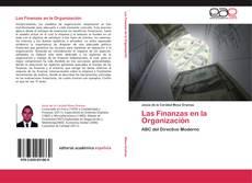 Bookcover of Las Finanzas en la Organización