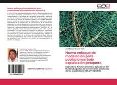 Portada del libro de Nuevo enfoque de modelación para poblaciones bajo explotación pesquera
