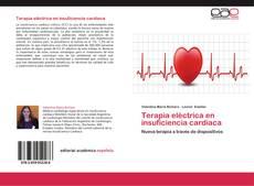 Bookcover of Terapia eléctrica en insuficiencia cardiaca