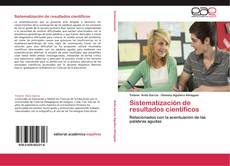 Capa do livro de Sistematización de resultados científicos
