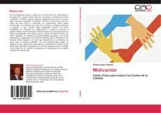Buchcover von Motivación