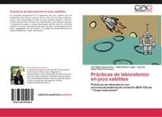 Portada del libro de Prácticas de laboratorios en pico satélites