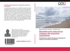 Copertina di Desinfección natural en campos de emisario submarino