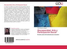 Capa do livro de Discapacidad, Arte y Participación Social