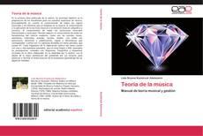 Bookcover of Teoría de la música