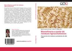 Portada del libro de Biorrefinería a partir de residuos lignocelulósicos