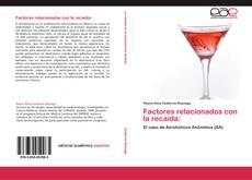 Capa do livro de Factores relacionados con la recaída: