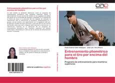 Bookcover of Entrenamiento pliométrico para el tiro por encima del hombro