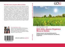 BIO-SOIL Abono Orgánico Mineral Sólido的封面
