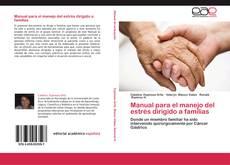 Portada del libro de Manual para el manejo del estrés dirigido a familias
