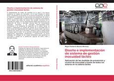 Обложка Diseño e implementación de sistema de gestión  inocuidad lácteo