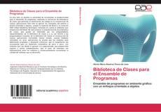 Capa do livro de Biblioteca de Clases para el Ensamble de Programas