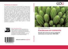 Bookcover of Cactáceas en comercio