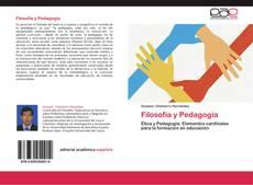 Couverture de Filosofía y Pedagogía