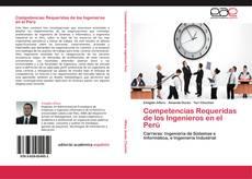Portada del libro de Competencias Requeridas de los Ingenieros en el Perú
