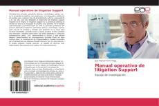 Buchcover von Manual operativo de litigation Support