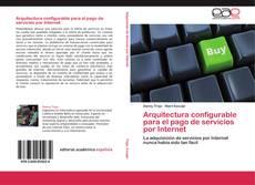 Portada del libro de Arquitectura configurable para el pago de servicios por Internet