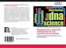 Nutrigenómica: Aspectos moleculares de una nutrición personalizada的封面