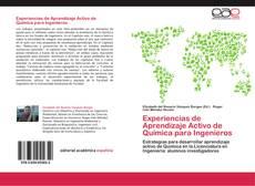 Experiencias de Aprendizaje Activo de Química para Ingenieros kitap kapağı