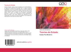 Capa do livro de Teorias do Estado