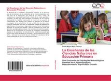 Capa do livro de La Enseñanza de las Ciencias Naturales en Educación Primaria