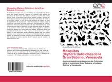 Portada del libro de Mosquitos (Diptera:Culicidae) de la Gran Sabana, Venezuela