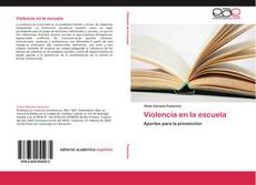 Couverture de Violencia en la escuela