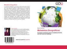 Buchcover von Metadatos Geográficos