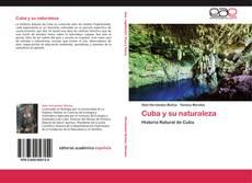 Cuba y su naturaleza kitap kapağı