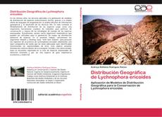 Bookcover of Distribución Geográfica de Lychnophora ericoides
