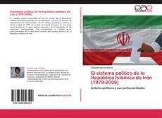 Portada del libro de El sistema político de la República Islámica de Irán (1979-2009)