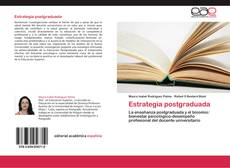 Bookcover of Estrategia postgraduada