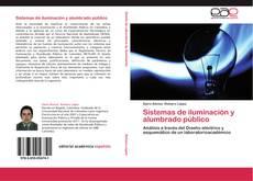Buchcover von Sistemas de iluminación y alumbrado público