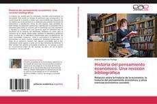 Historia del pensamiento económico. Una revisión bibliográfica kitap kapağı