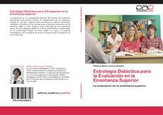 Portada del libro de Estrategia Didáctica para la Evaluación en la Enseñanza Superior