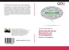 Обложка Articulación de la Docencia y la Investigación