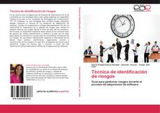 Bookcover of Técnica de identificación de riesgos