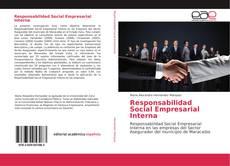 Portada del libro de Responsabilidad Social Empresarial Interna
