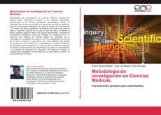 Capa do livro de Metodología de investigación en Ciencias Médicas