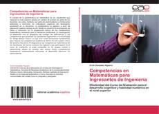 Copertina di Competencias en Matemáticas para Ingresantes de Ingeniería