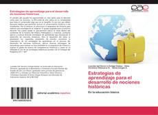 Borítókép a  Estrategias de aprendizaje para el desarrollo de nociones históricas - hoz